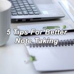 Better Note Taking