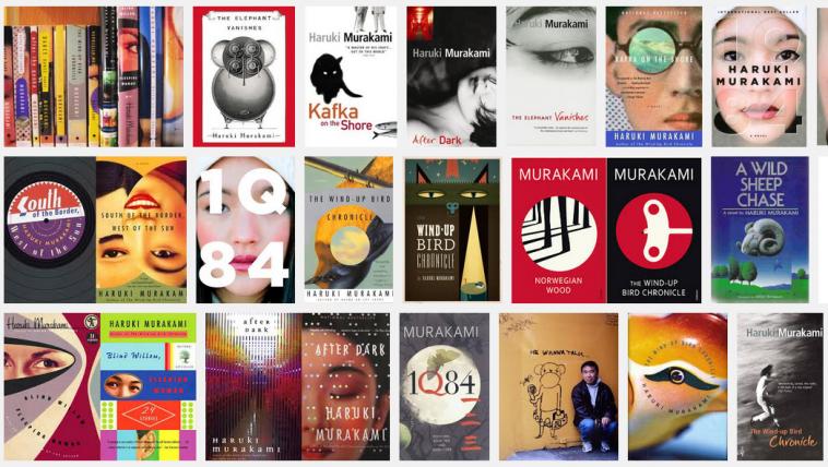 Images for murakami books