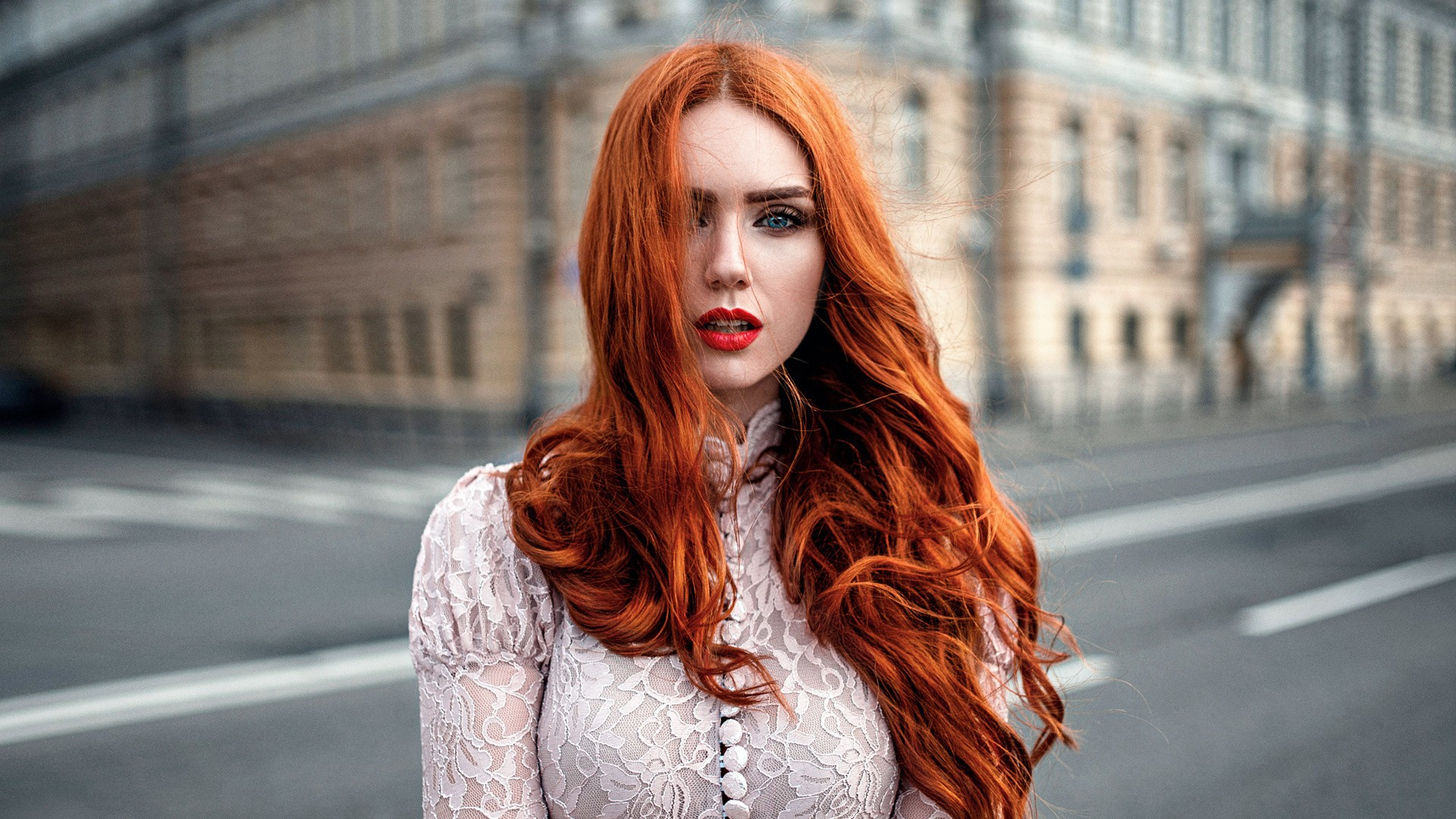 The Perfect Lipstick Colors For Redheads Fuzzable