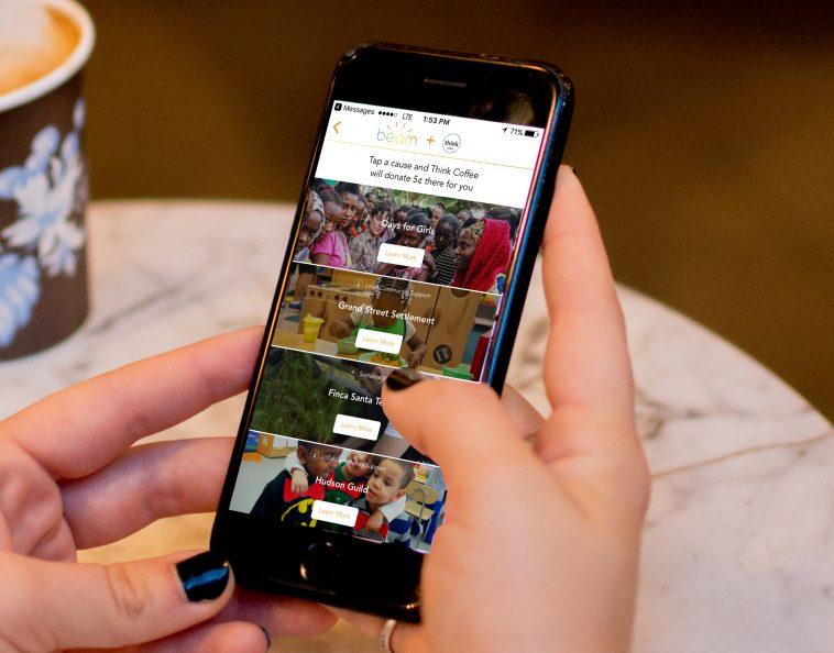 beam app, beam, app, application, social, change, impact, social change, social impact, social good, phone, phone app, apps