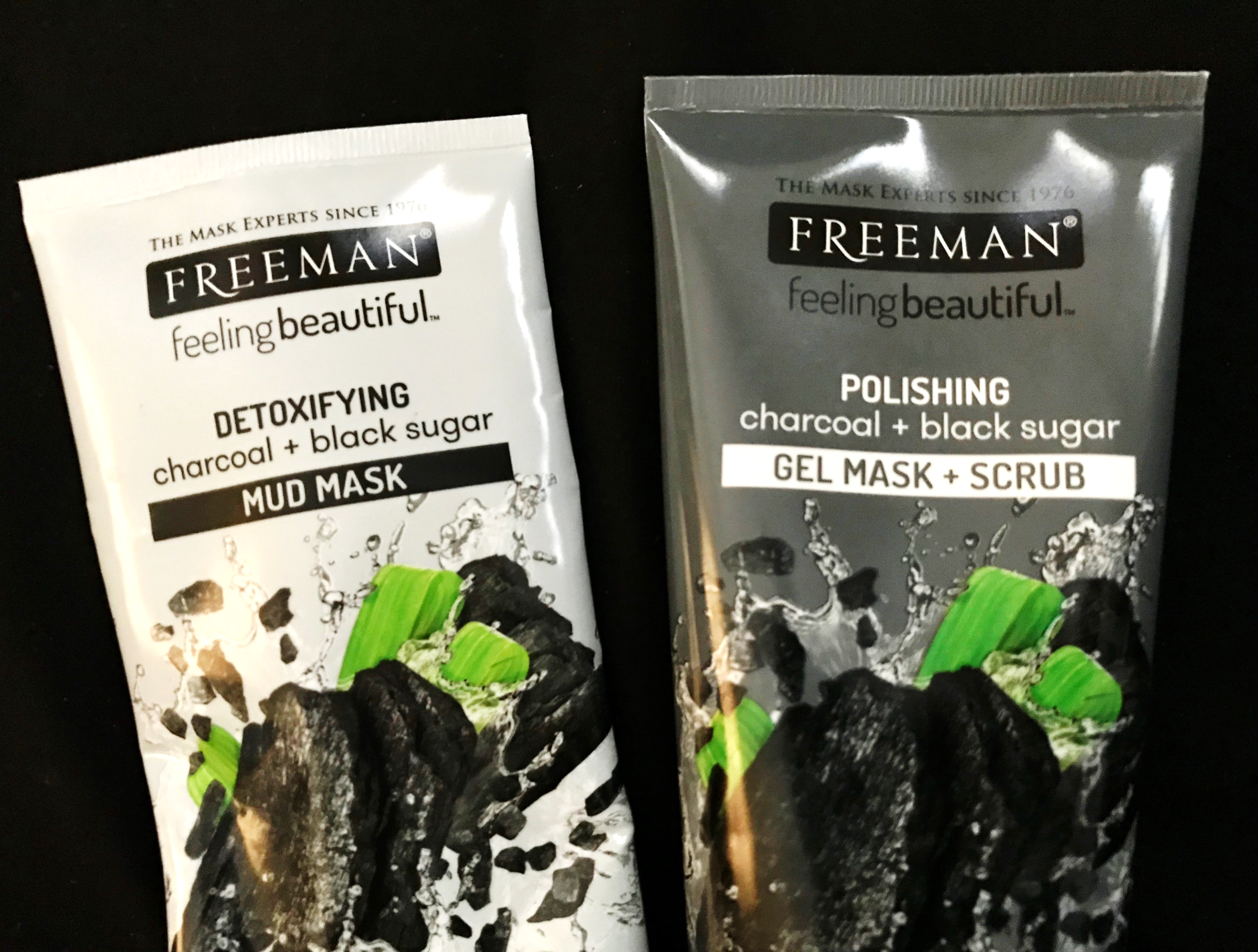Review: Freeman Beauty Charcoal & Black Sugar Mask And ...