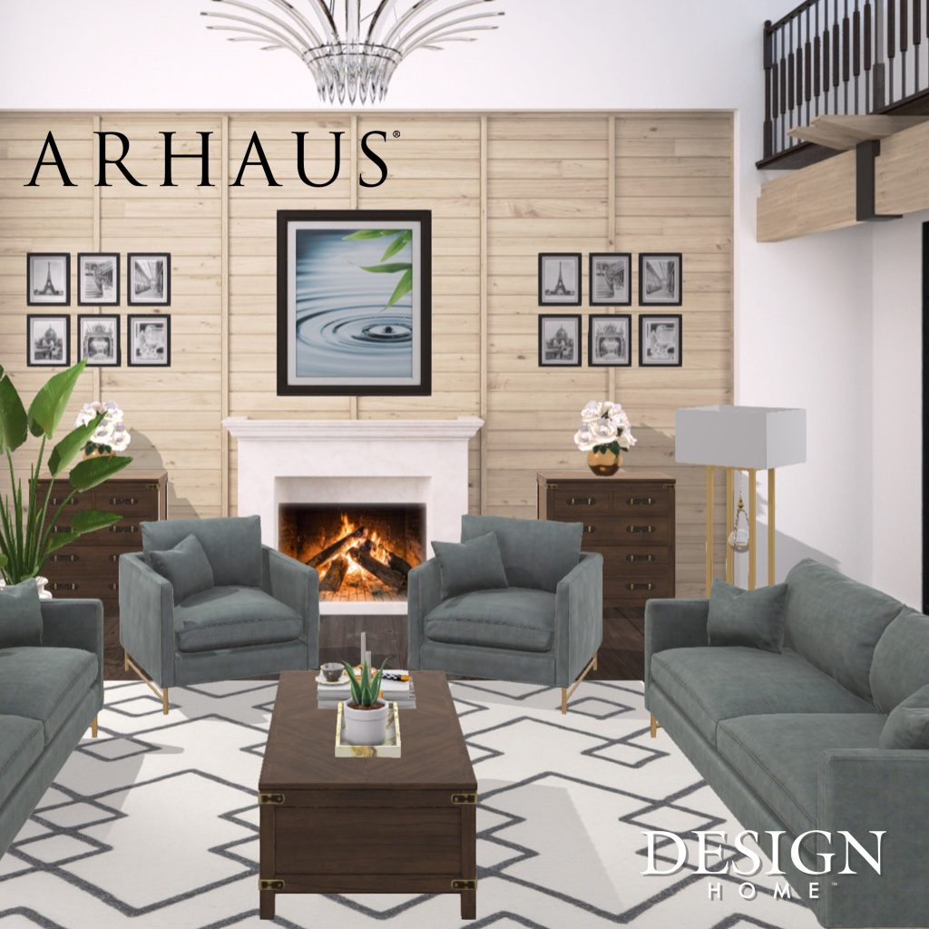 By Filling Their Rooms With Arhaus Furniture, Usersu0027 Homes Can End Up  Looking Like This: