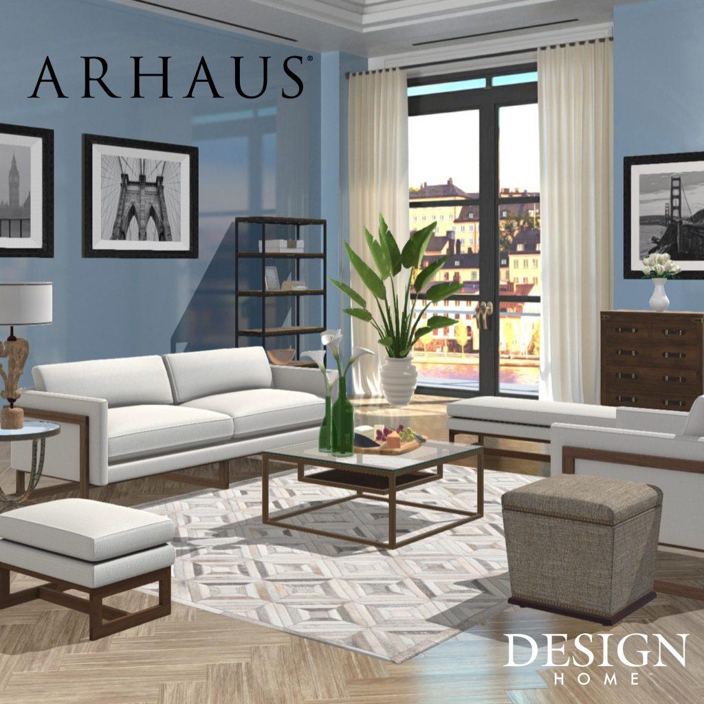 Design Home App Announces Partnership With Arhaus Home Furniture Retailer Fuzzable