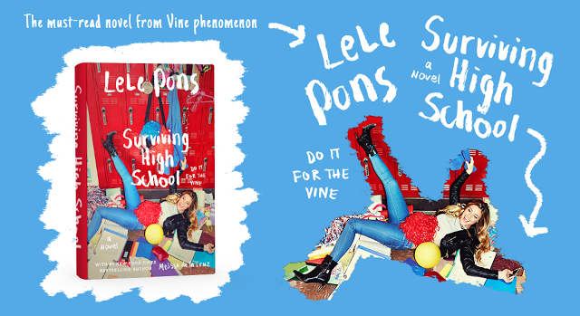 Book Review Surviving High School By Lele Pons