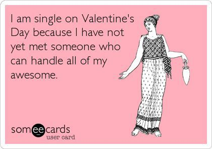 single on vday