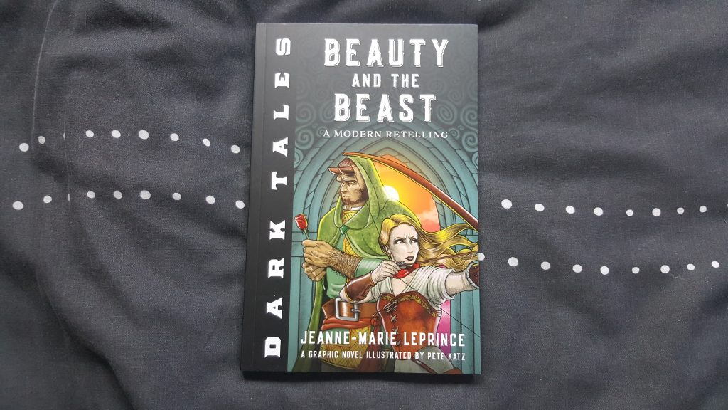 Check Out Our Review On This Beauty And The Beast Graphic Novel Here