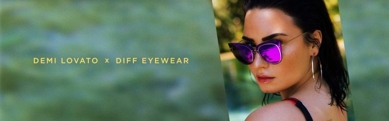 ca7bb9c6d90 Demi Lovato releases sunglasses collection with DIFF Eyewear - Fuzzable