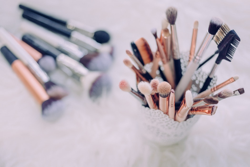 Makeup Brushes Fuzzable