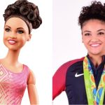 laurie hernandez, laurie, hernandez, olympics, olympic, gymnast, team usa, barbie, doll, barbie, shero, final five, latina