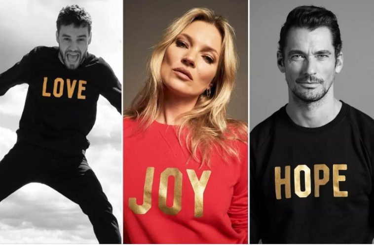 Liam Payne Kate Moss Save the Children