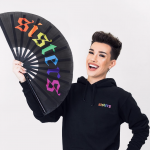 James Charles Artistry apparel collection
