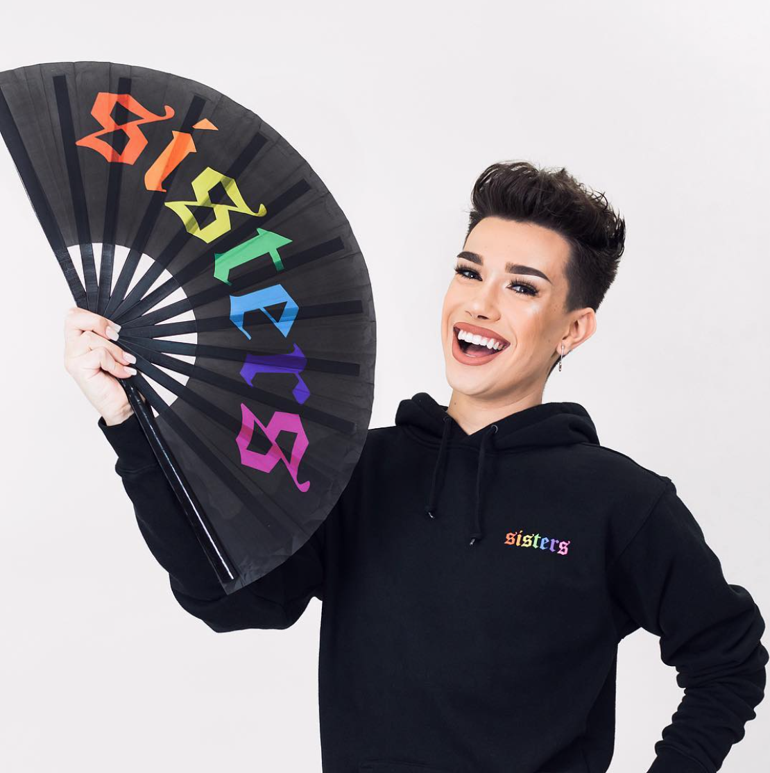 c5d5b4adf James Charles releases new Artistry apparel collection