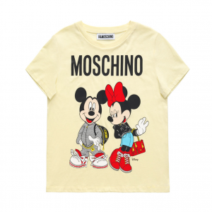 moschino disney t shirt