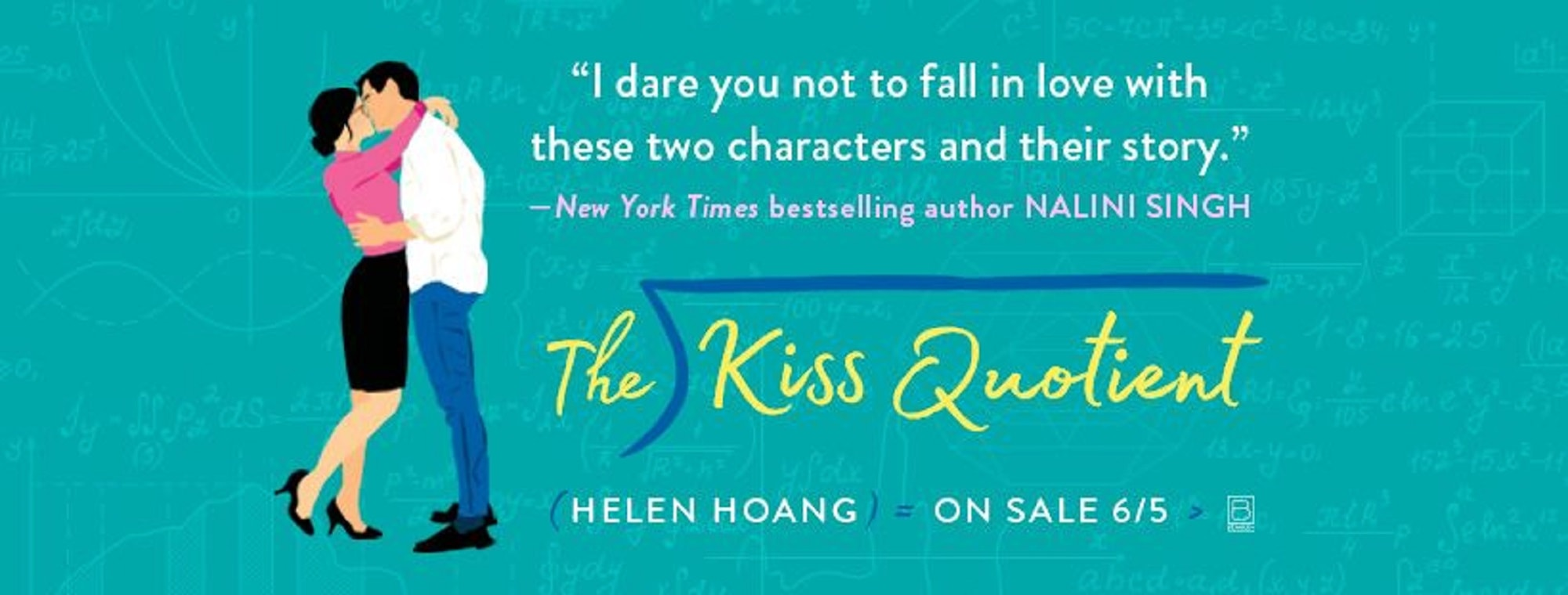 Book Review: 'The Kiss Quotient' by Helen Hoang - Fuzzable