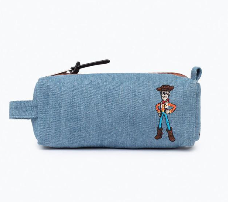 woody pencil case