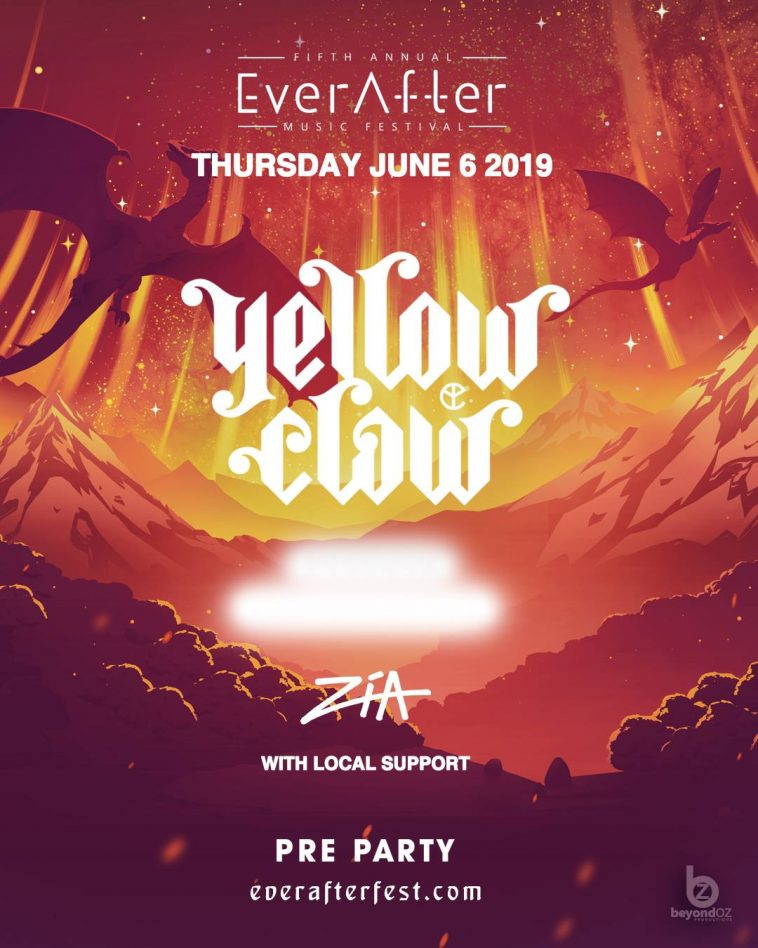 Yellow Claw ZiA On The Grand
