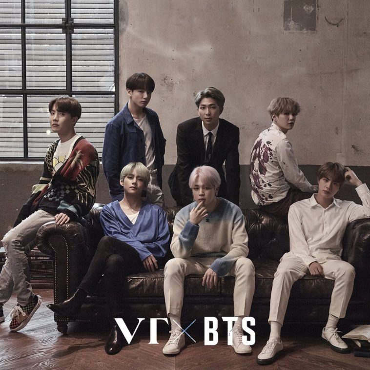 """VT Cosmetics and BTS collaborate for a new perfume range """"L"""