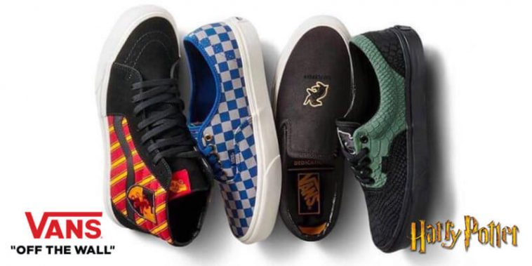 2e749dedb9 VANS Goes 'Harry Potter' with New Collection – Fuzzable