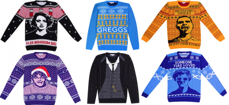 notjust x Save the Children Christmas jumpers