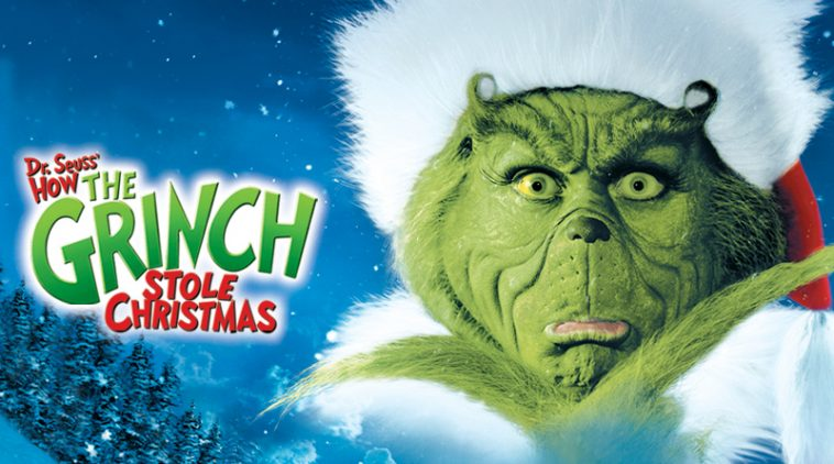 christmas movies, christmas movies on netflix, how the grinch stole christmas, grinch