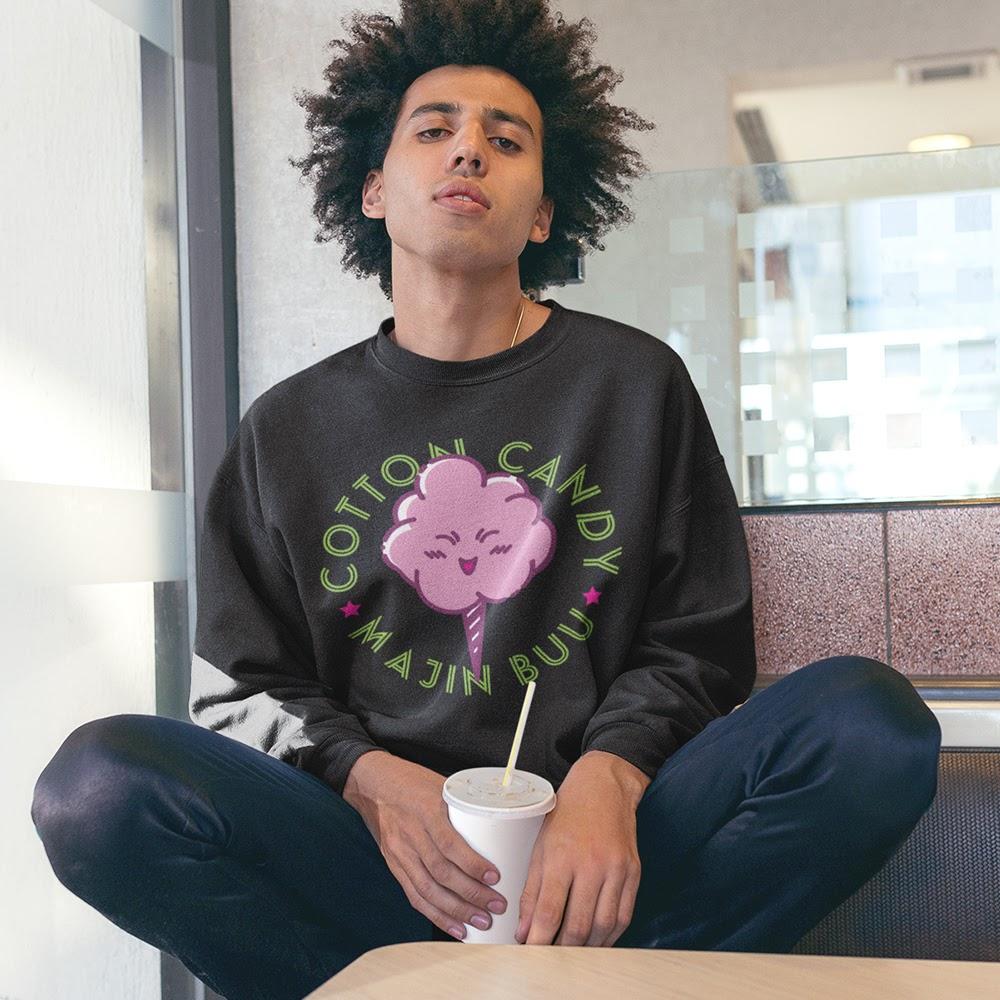 """Cotton Candy"" sweatshirt"