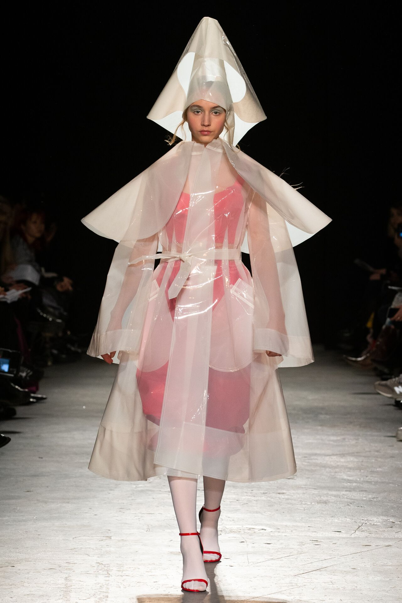 University Of Westminster Ba A W Fashion Show 2020 Fuzzable