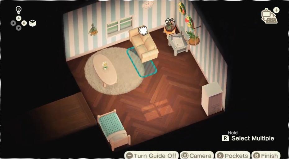 Furniture Animal Crossing New Horizons Room Ideas ... on Living Room Ideas Animal Crossing New Horizons  id=79795