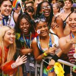 Hayley Kiyoko at Pride NYC