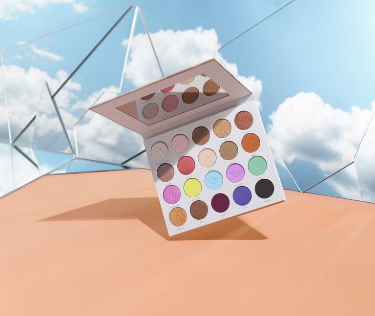Morphe x Maddie Ziegler Imagination palette