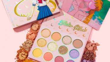 ColourPop x Sailor Moon