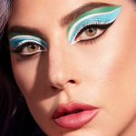 Lady Gaga wearing Haus Labs Eye-Dentify eyeliner