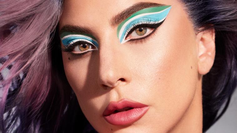 Lady Gaga wearing Haus Labs Eye-Dentify eyeliner