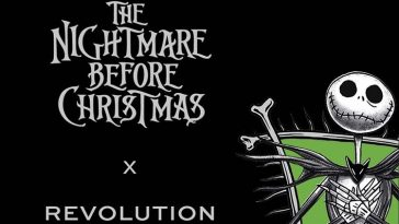 Makeup Revolution x The Nightmare Before Christmas