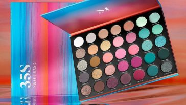 Morphe Sweet Oasis Collection