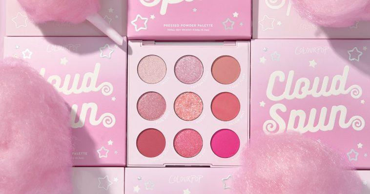ColourPop Cotton Candy Collection