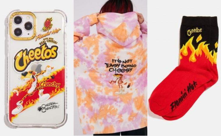 Skinnydip x Cheetos