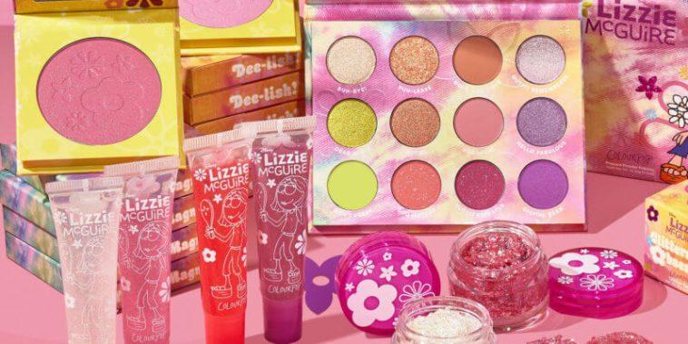 ColourPop x Lizzie McGuire