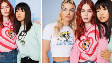 Skinnydip London x Powerpuff Girls