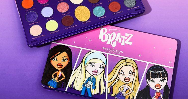 Makeup Revoultion x Bratz collection