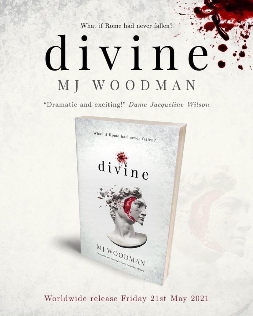 Image: Divine by M.J. Woodman