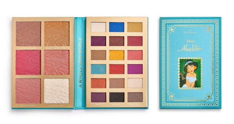 Makeup Revolution x Disney Aladdin's Princess Jasmine